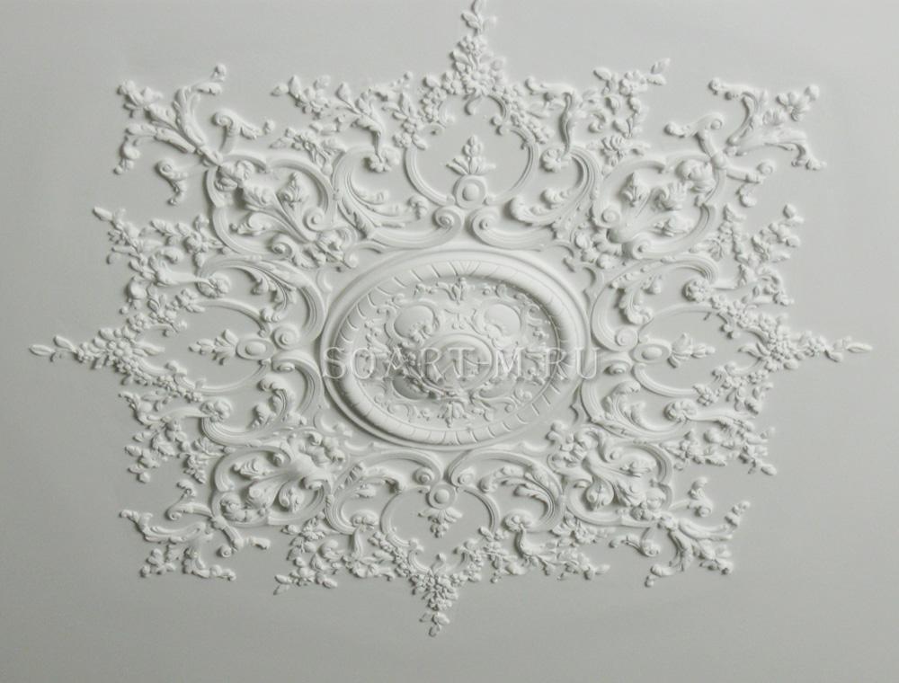 потолочная лепнина