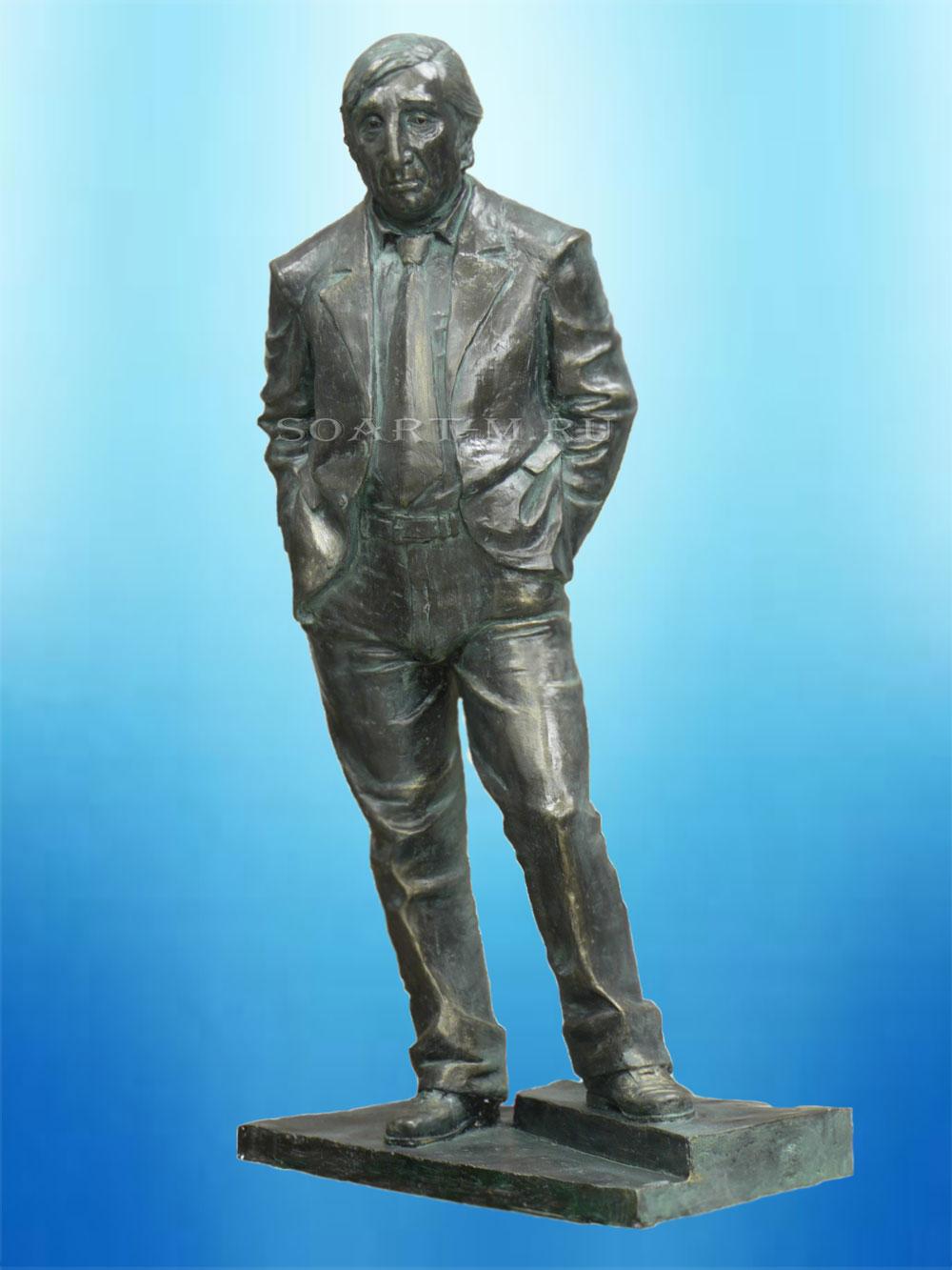 скульптура человека