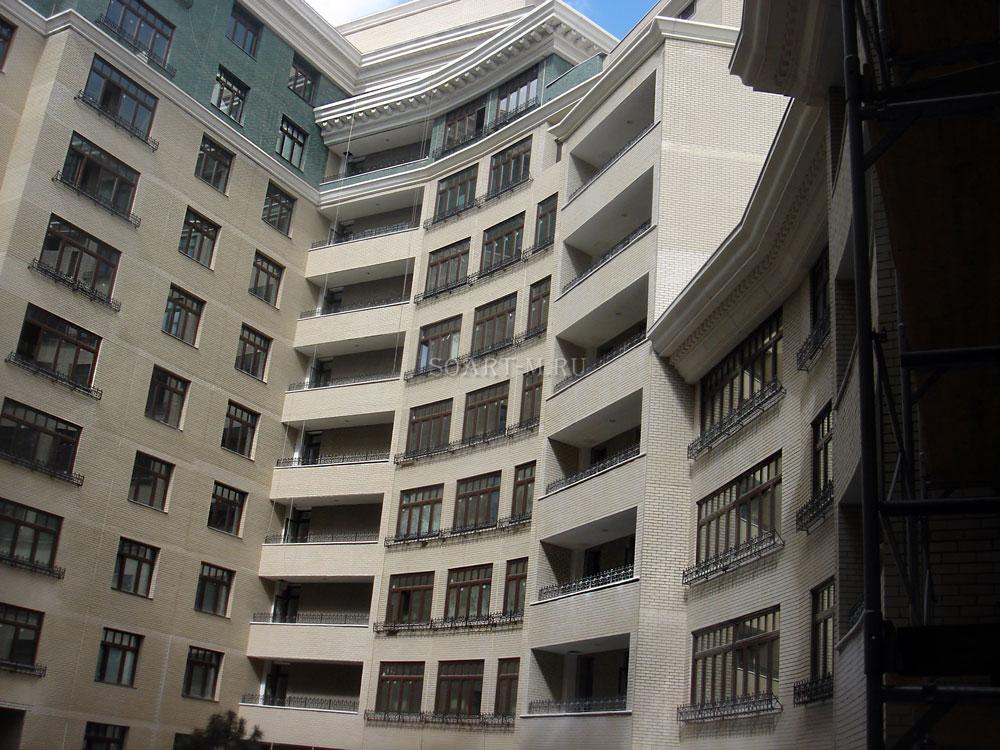 жилые комплексы
