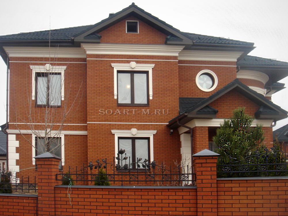 фасадный декор и ППУ