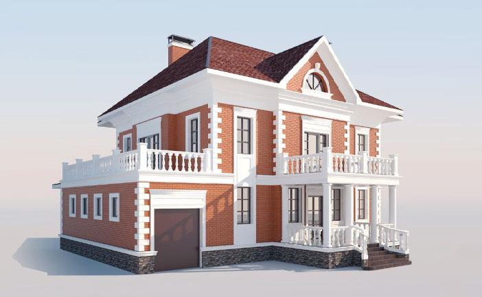Декоративный раствор для штукатурки фасада