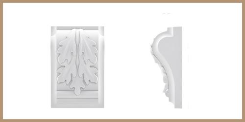 Архитектурные элементы фасадного декора